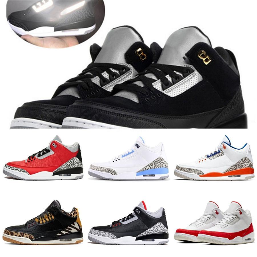 2020 Denim Jeans 3S 3 Denim Sail Spiel Red Jean-Denim-Sail Spiel Rouge Basketball-Schuhe mit Kasten Männer Größe Sport-Schuh-freies Verschiffen # 975