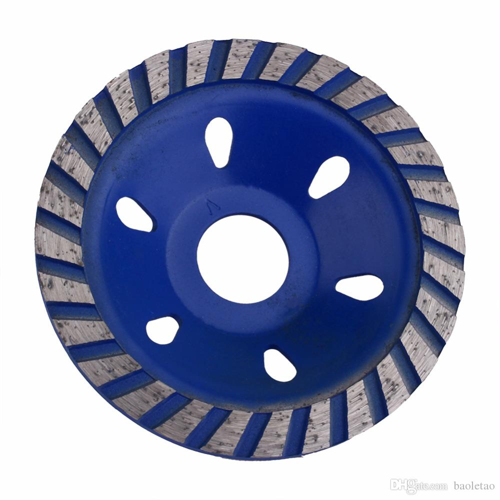 100mm 4inches Diamond Grinding Cup Wheel Disc Grinder Concrete Granite Stone