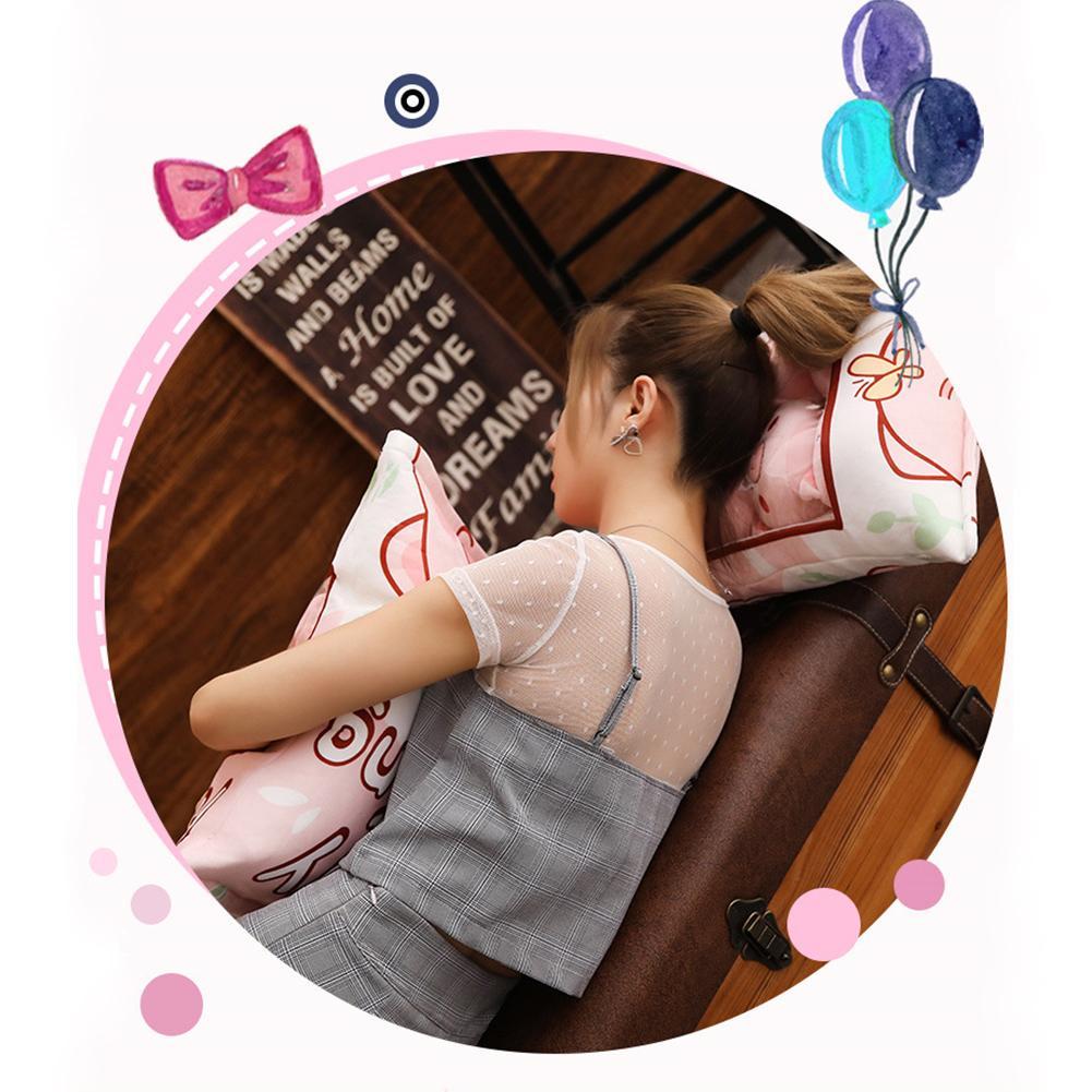 Бросьте Подушка Симпатичный плюшевый Свинья Shaped любовника девушки Пудинг прекрасный день Валентина игрушки Подарочные Фаршированные куклы мультфильм ребенка