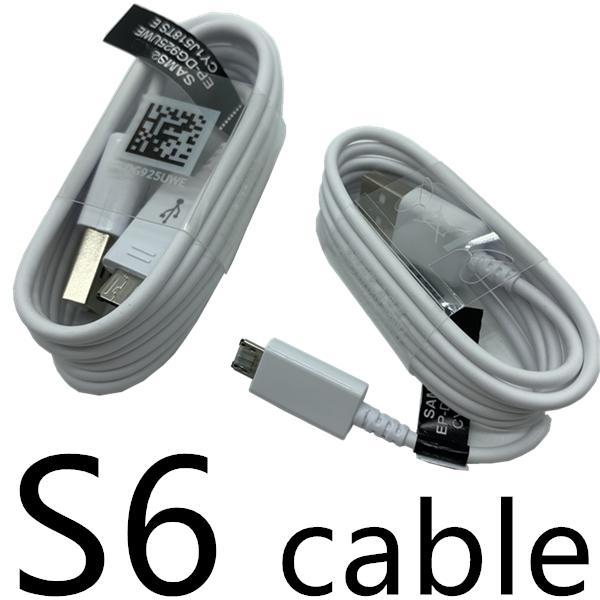 삼성 S6 주 4 5 에지 S4 S3의 1.2M 미니 V8 마이크로 USB 고속 충전기 케이블 데이터 동기화 충전기 100PCS 원래 OEM 품질