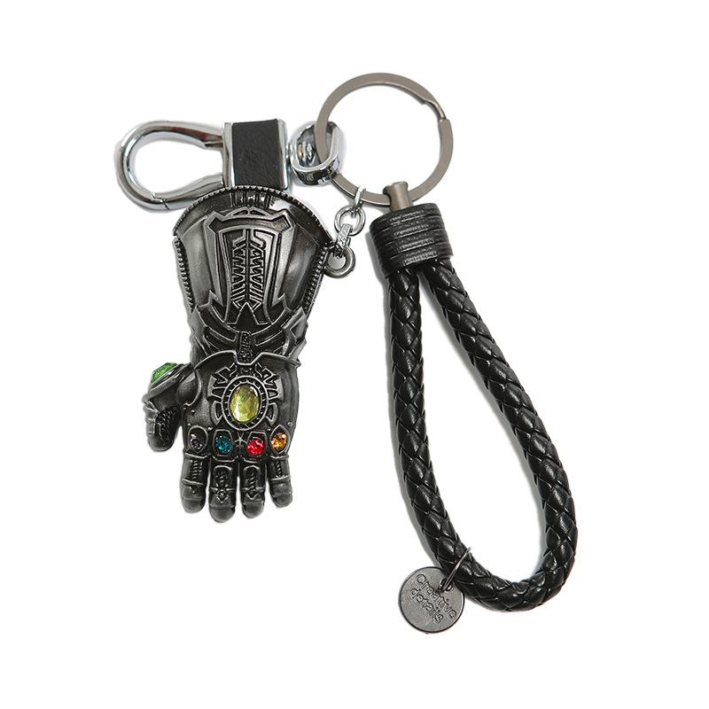 New Creative Killer Palm Keychain Shield Keychain Gift Giveaway