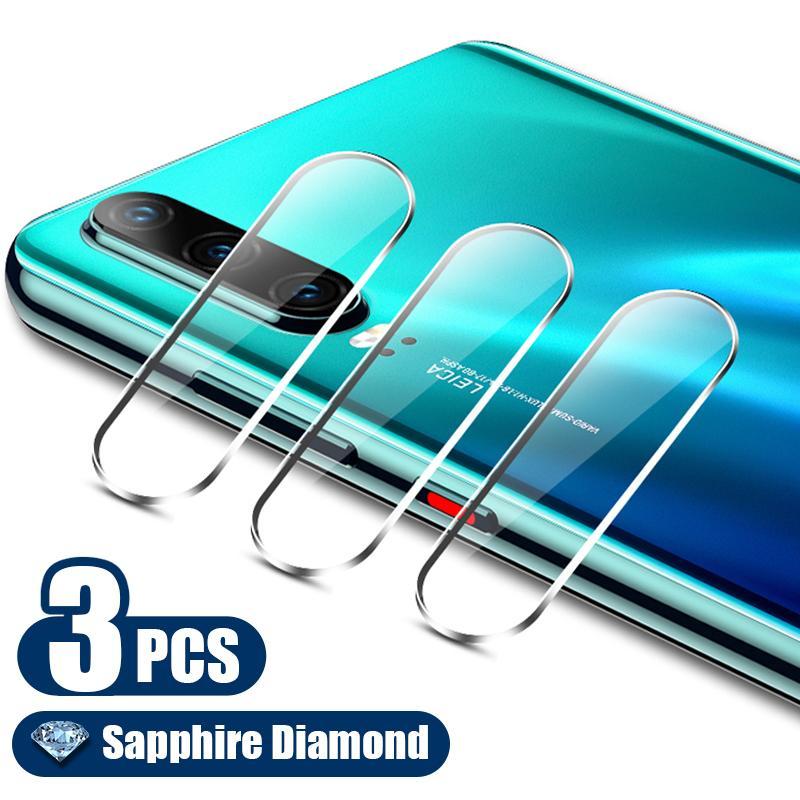 9H-Kamera-Objektiv gehärtetes Glas für Huawei P30 P20 Lite Mate-20 30 Lite Pro-Schirm-Schutz-Glas für Huawei P30 20 Lite Glass