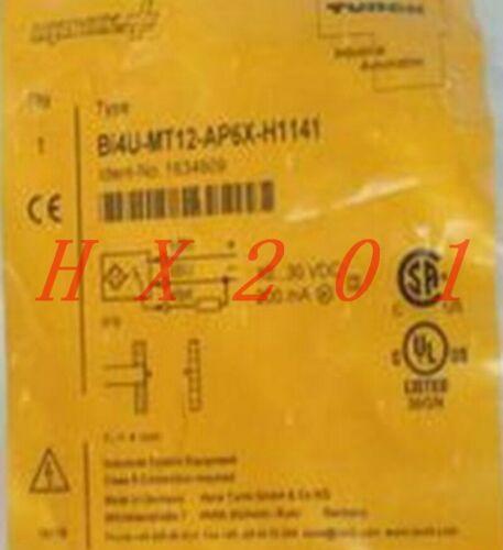 ONE brandneue TURCK Sensoren BI4U-MT12-AP6X-H1141