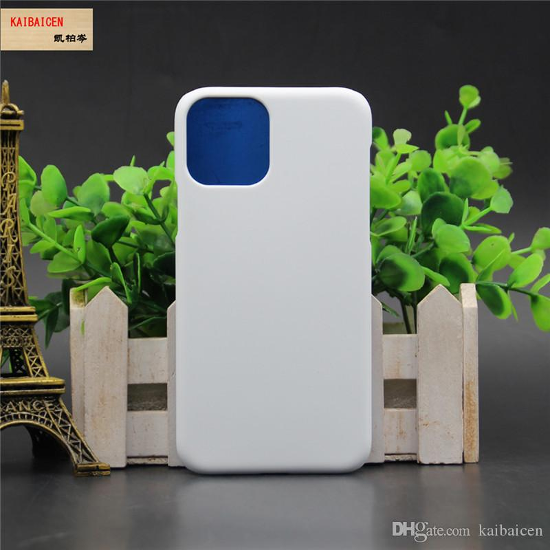 아이폰 11 / 11 Pro / 11 Pro 최대 전화 케이스에 대 한 도매 빈 3D 승화 PC 케이스 아이폰 전체 영역 인쇄 전화 커버 케이스