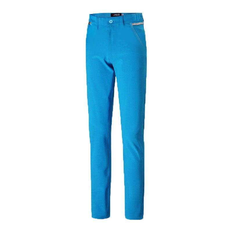 PGM Garçons Performance Golf Loisirs Pantalon Adolescent Été Slim sport Pantalons Sportwear solides Couleur Pantalons confortable AA51878