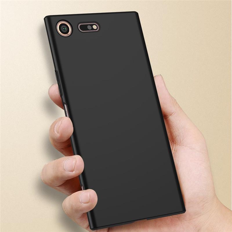 Luxury Full Cover Hard PC Protective Back Case For Sony Xperia Z5 Compact X XZ XZ1 L2 XA2 XA XA1 Premium Ultra Full Phone Cover