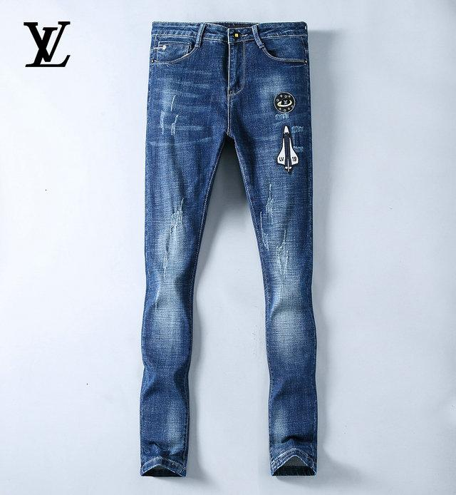 2019 new autumn and winter men's high quality jeans191014#011yunhui08