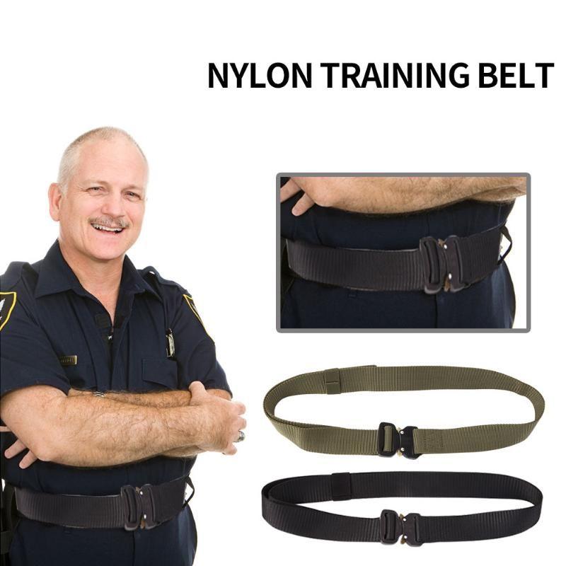 Prático de Treinamento Hunting Nylon cinto portátil Durable Conveniente Multi-funcional exterior Equipamento Desportivo
