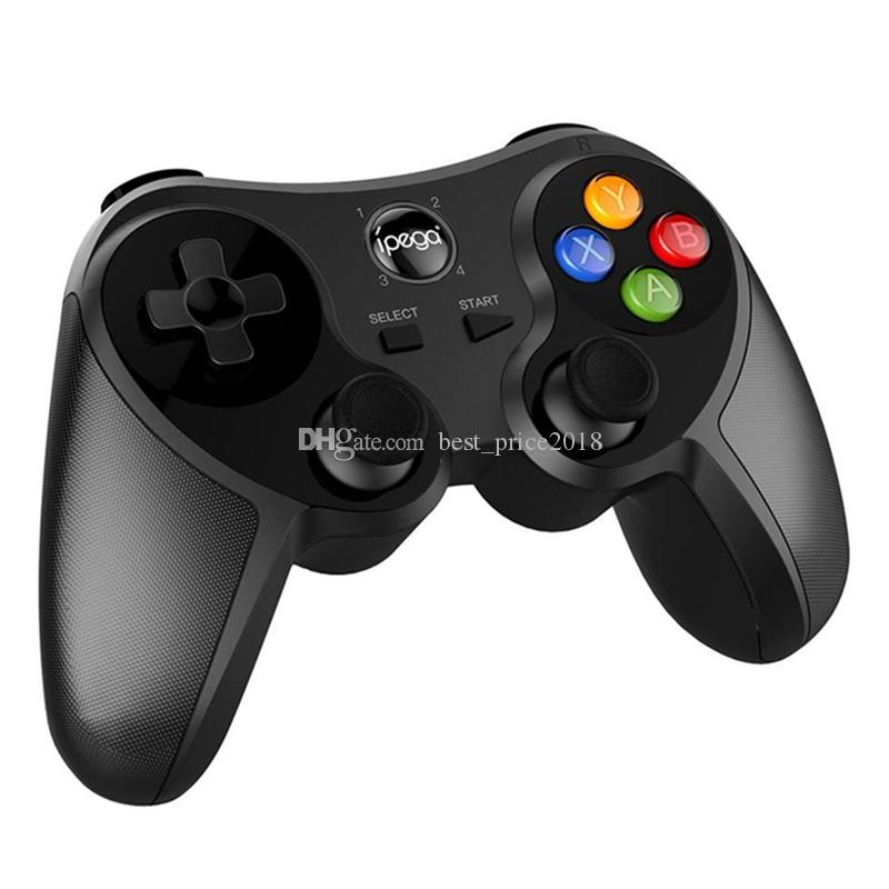 Ipega PG-9078 PG 9078 Wireless Gamepad Bluetooth Game Controller Joystick For Android ISO Phones Mini Gamepad Tablet PC Free DHL