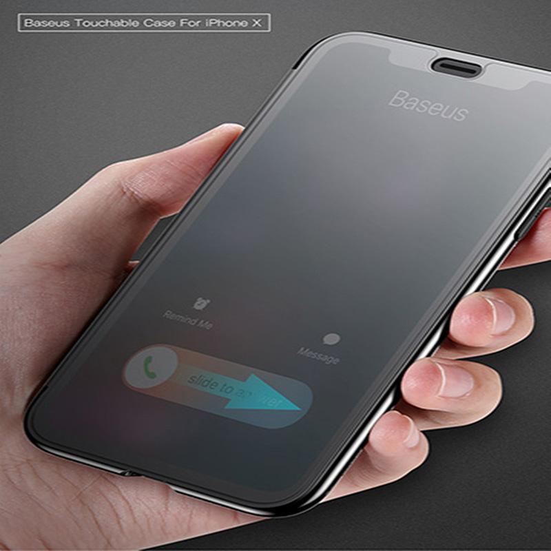 coque iphone x 360 slim