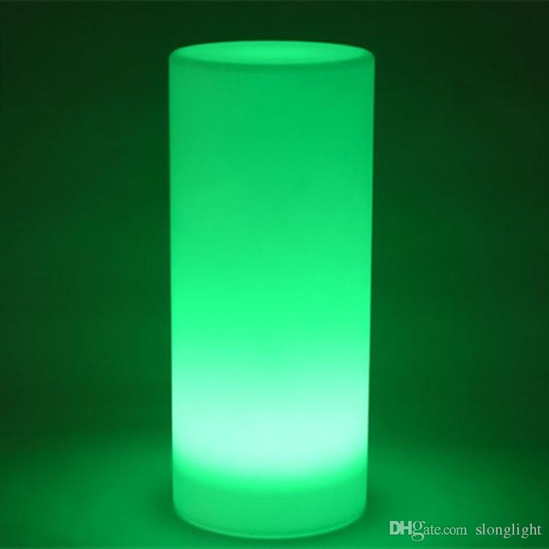 online cheap wonderful led tower pillar small cylinder floor lamp