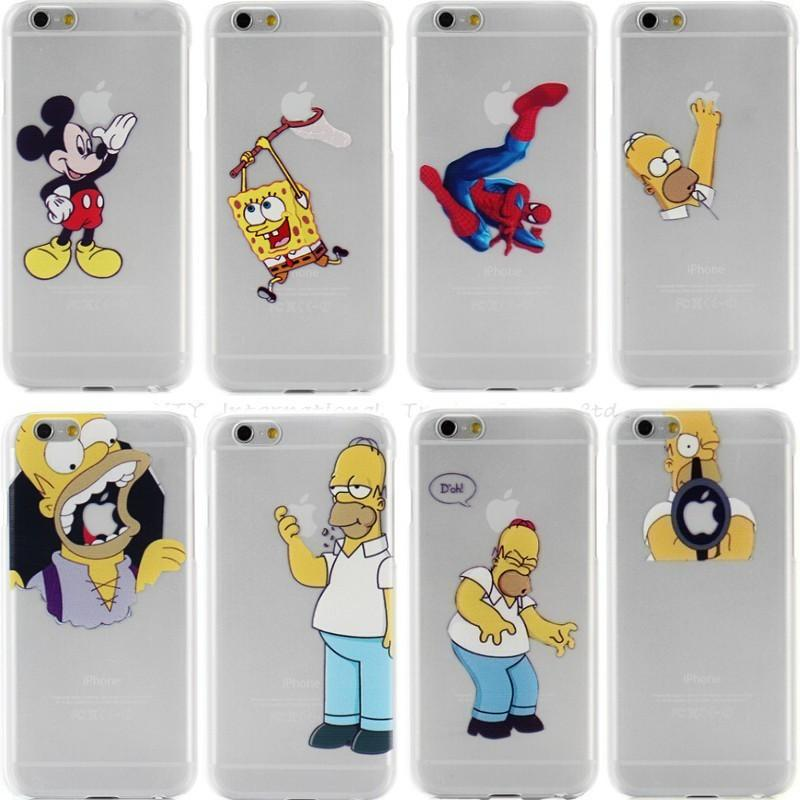 custodia homer iphone