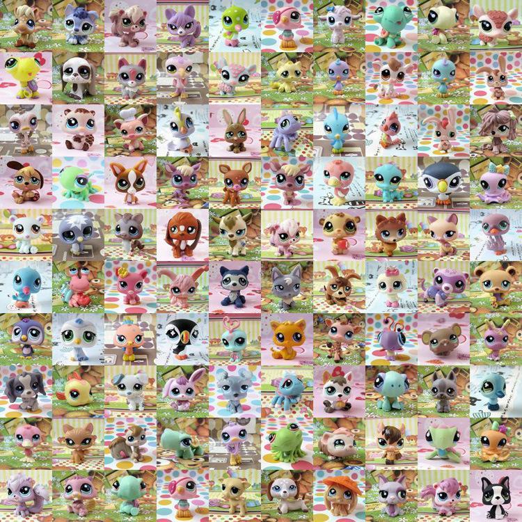 2018 littlest pet shop hasbro toy plastic doll hasbro - Petshop gratuit ...