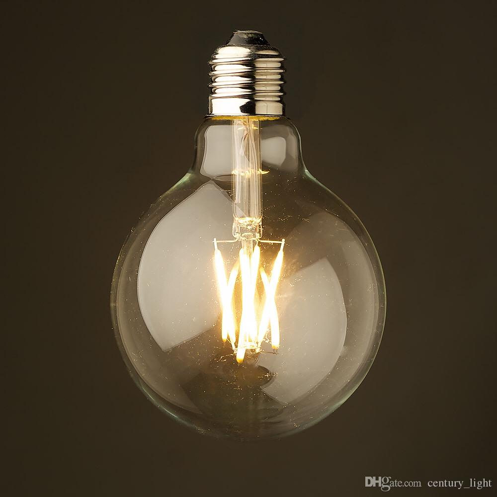 Cool Light Bulbs best dimmable,6w,vintage led filament light bulb,cool warm white