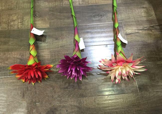 Acheter Magasins D Usine Grand Ananas Tropical Fleur Artificielle