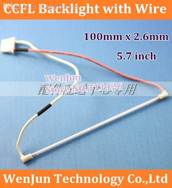 2018 Wholesale Super Light 100mm X 2.6mm 5.7inch Ccfl Lamp ...