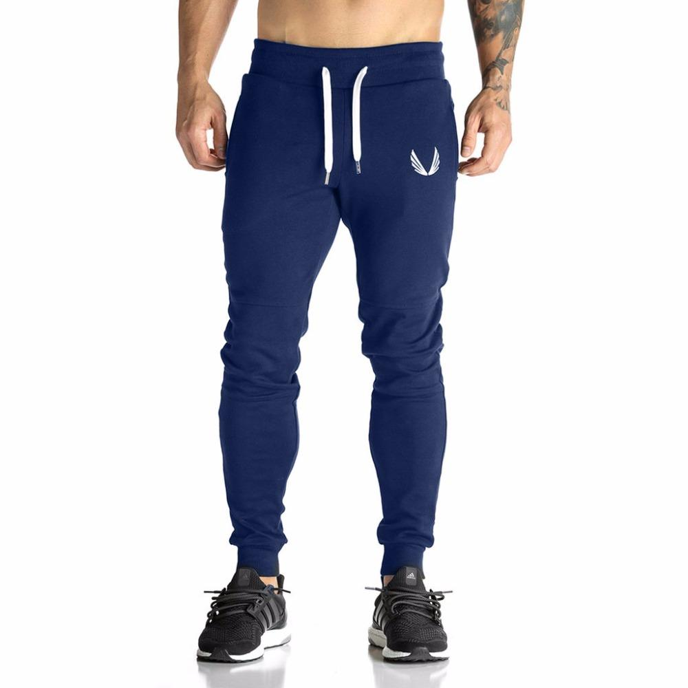 e20cdddc2ce 2019 Hot New Men GYM Pants Sports Running Gym Sweatpants Casual Trouser  Pant Fitness Sweat Pants Man Clothes From Diegonovo