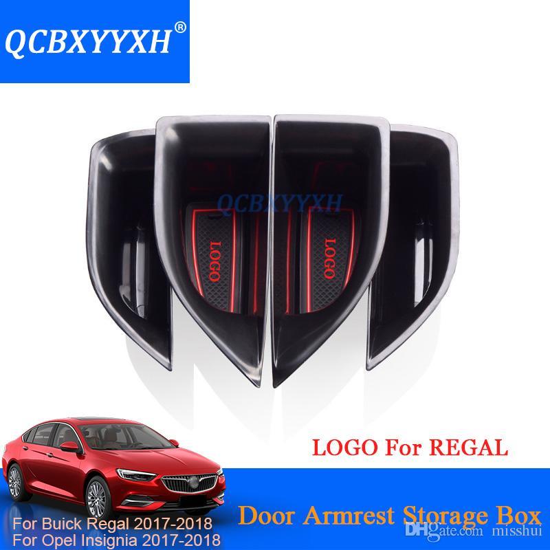 Styling Für Buick Regal Opel Insignia 2017 2018 Auto Center Konsole Armlehne Aufbewahrungsbox Deckt Innendekoration Auto Zubehör
