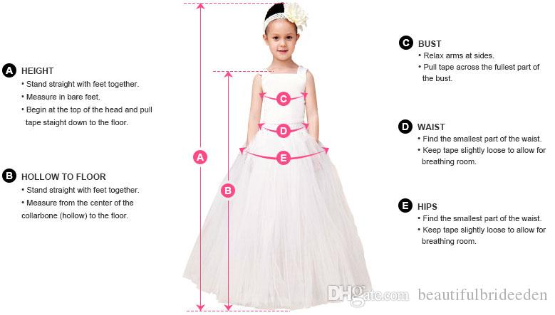 Little Bridal Flower Girl's Dresses Sheer Jewel Short Sleeve Ball Gown Princess Girl's Pageant Dresses