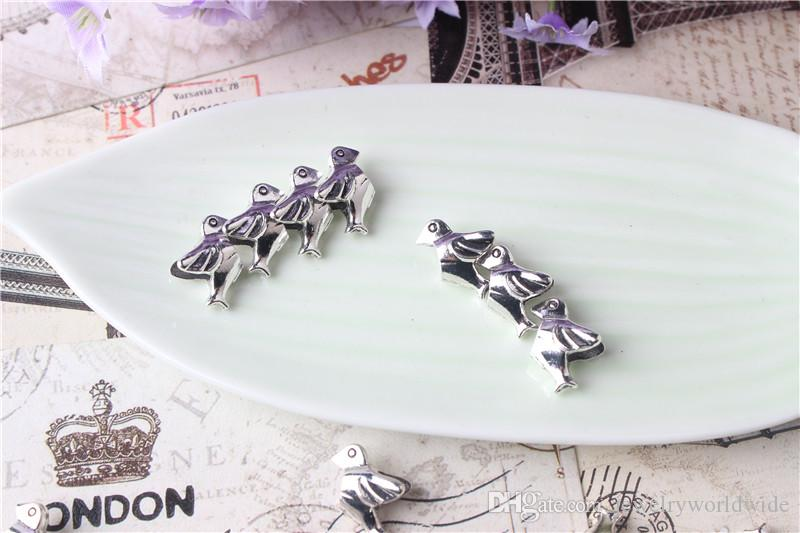 Replacement Alloy Charm Bead Freedom Bird Flying Fashion Women Jewelry European Style For Pandora Bracelet Necklace
