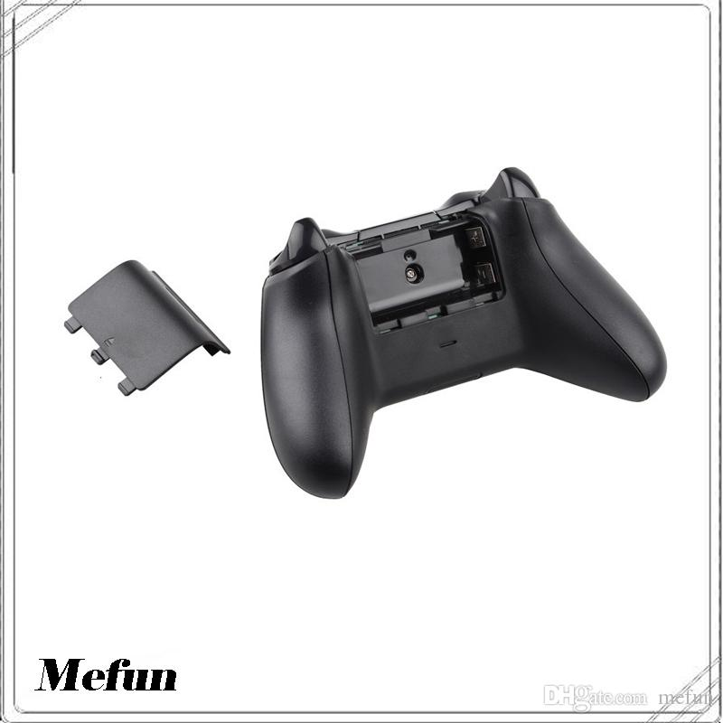 Brand New Black Battery Cover Door for XBOX One Wireless Controller Gamepad for XBOX One Battery Cover