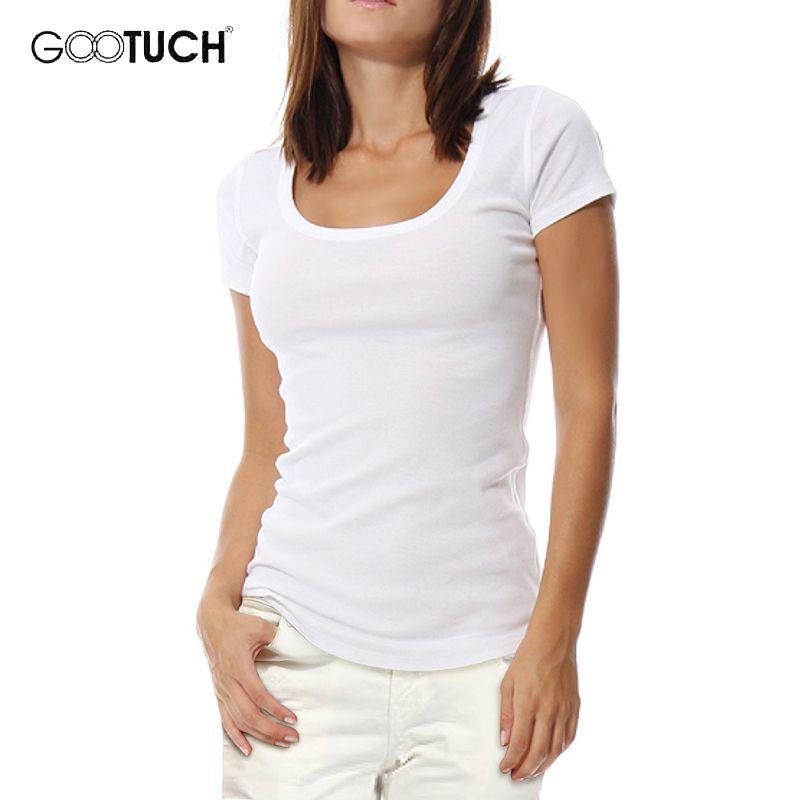 womens t shirt woman plus size round neck tops cotton short