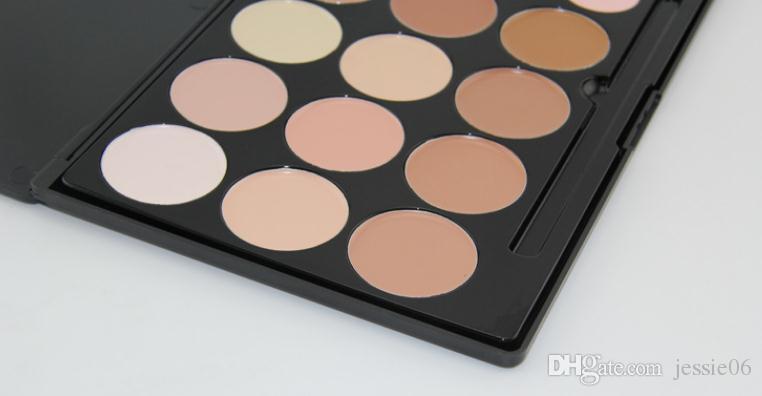 Professional Concealer Facial Care Makeup Palette Cover Scar Blain Imprint Camouflage cream Concealer bronzer drop shipping gift
