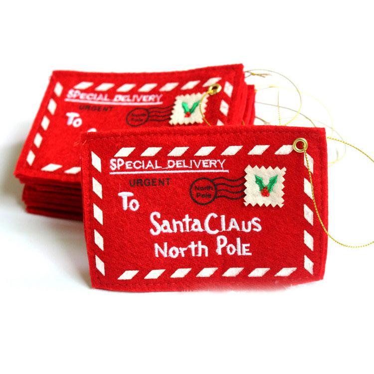 حاملي بطاقات هدايا الكريسماس ، حامل كاندي ، كاندي مع مغلفات ، حامل كروت هدايا الكريسماس ، أحمر