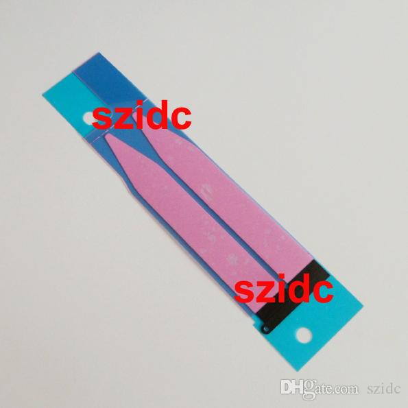 Origianl New Anti-Static Battery Adhesive Strips Sticker Tape Glue for iPhone 5S 5C Wholesale