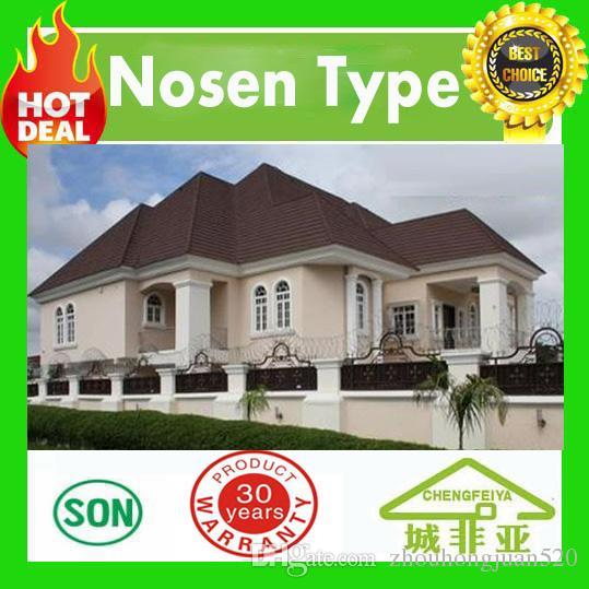 Grosshandel Dachmaterial Chinesische Stein Beschichtete