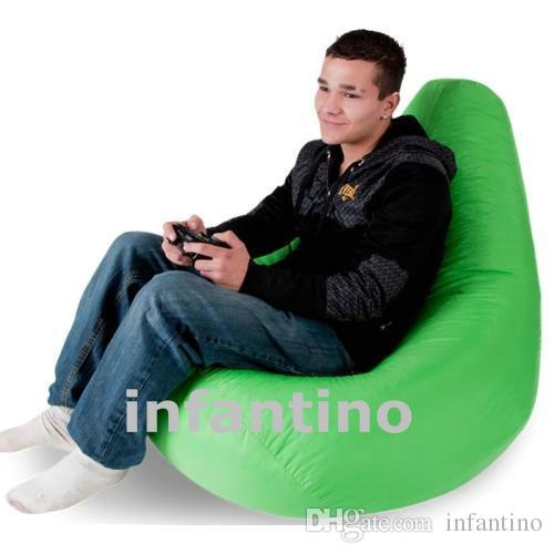 2017 Waterproof Game Beanbag Sofa Chair Bean Bag SofaLovely Pear Shape BeanbagPolyester Game Chair Beanbag Good For Indoor And Outdoor Use From Infantino ...  sc 1 st  DHgate.com & 2017 Waterproof Game Beanbag Sofa Chair Bean Bag SofaLovely Pear ... islam-shia.org