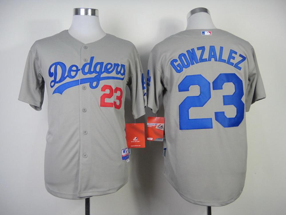 new style 81b70 4f204 los angeles dodgers grey jersey