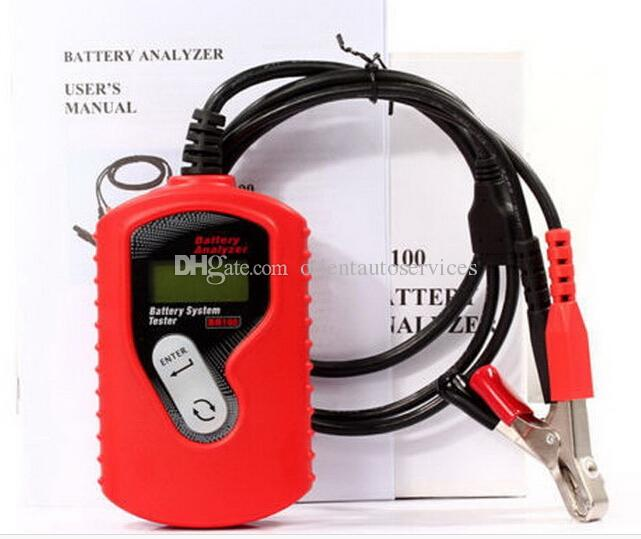 12V Vehicle Battery Analyzer QUICKLYNKS Ba100 2014 new arrival with best price ba-100