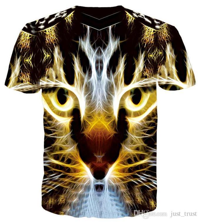 2016 SALE Men's short sleeved T-shirt 3D t shirts for men Male Ms. Europe 3D HD T-shirt printing cartoon