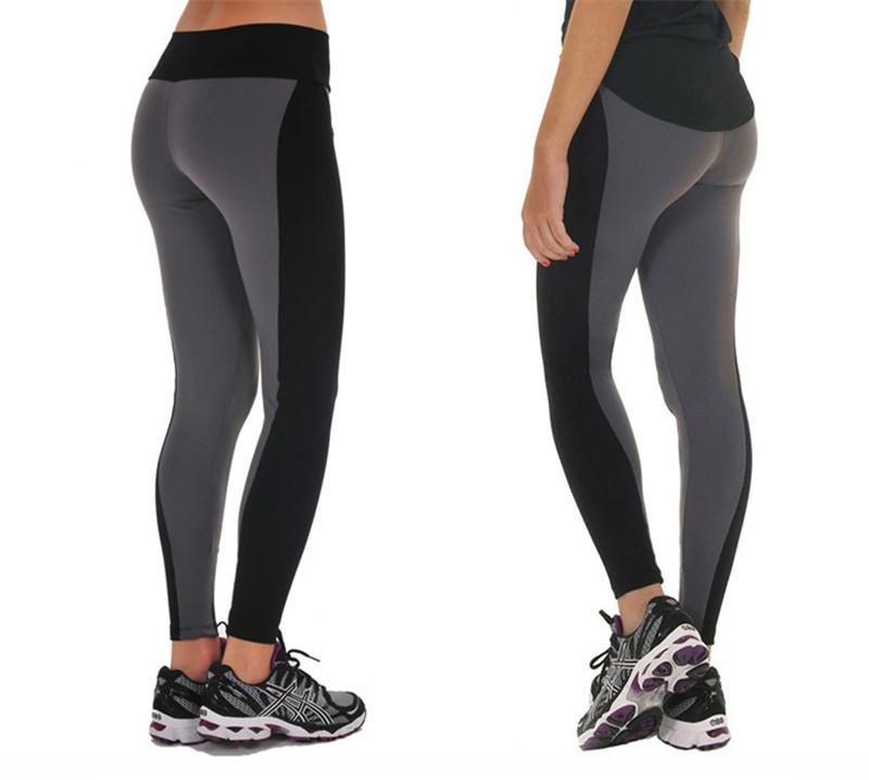Hot Sell Women's Sport Slim Shaping Yoga Pants Tall Waist ...