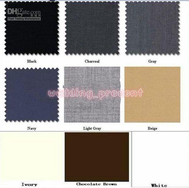 High Quality Slim Fit 2015 Groom Tailcoat Black Groomsmen Best Mens Wedding Prom Suits Cheap Custom Made Jacket+Tie+Vest