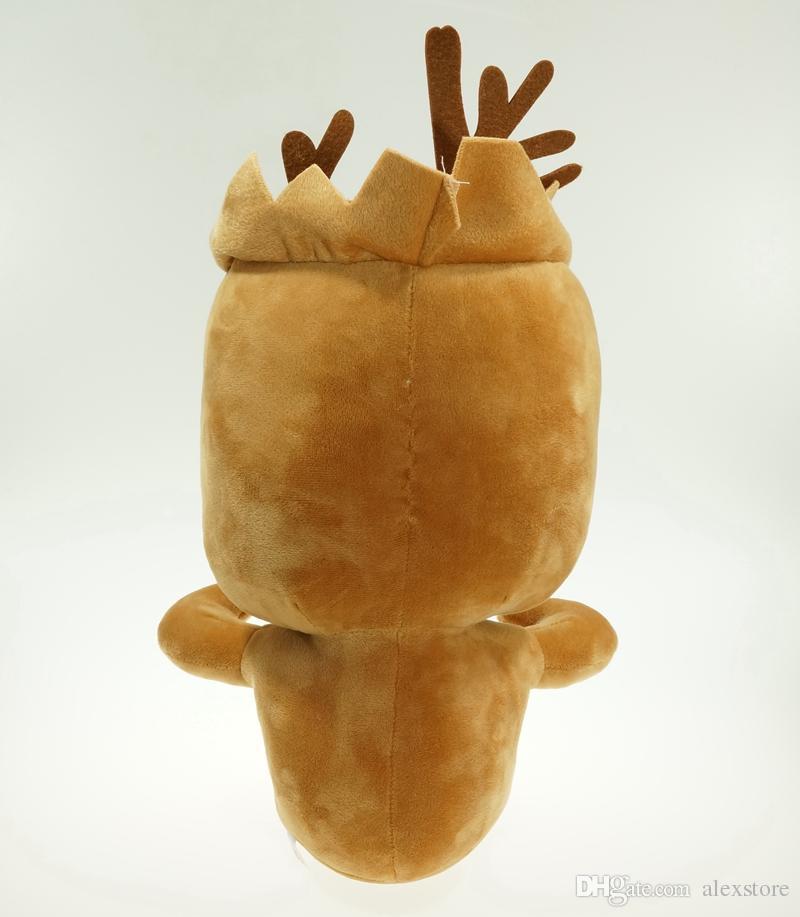 2015 Guardiani della Galassia Plush Stuff Toy Plush Doll Tree persone groot razzo raccoon 20cm Giocattoli farciti Figura bambini