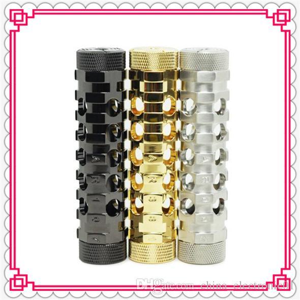 Best Quality AR Mod Mechanical Mod Clone for 18650 battery vs fuhattan mod hammer king SMPL FUCK Stingray X mod
