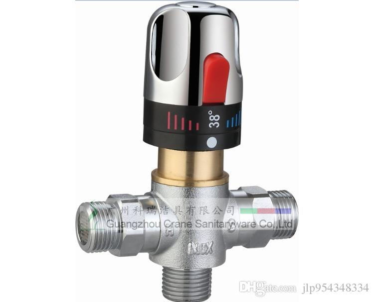 Termostatlaboratorieblandare / termostatventil / vattentemperaturregulator