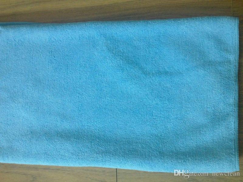 ستوكات تنظيف منشفة 40X90cm 280gsm مجهرية منشفة الشاطئ القماش نسيج الشعر ماص جاف سريعة ماجيك القماش