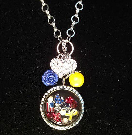 20 шт. / Лот тибетский серебряный я тег буква подвески мотаться подвеска подходит для памяти плавающей медальон ювелирных изделий