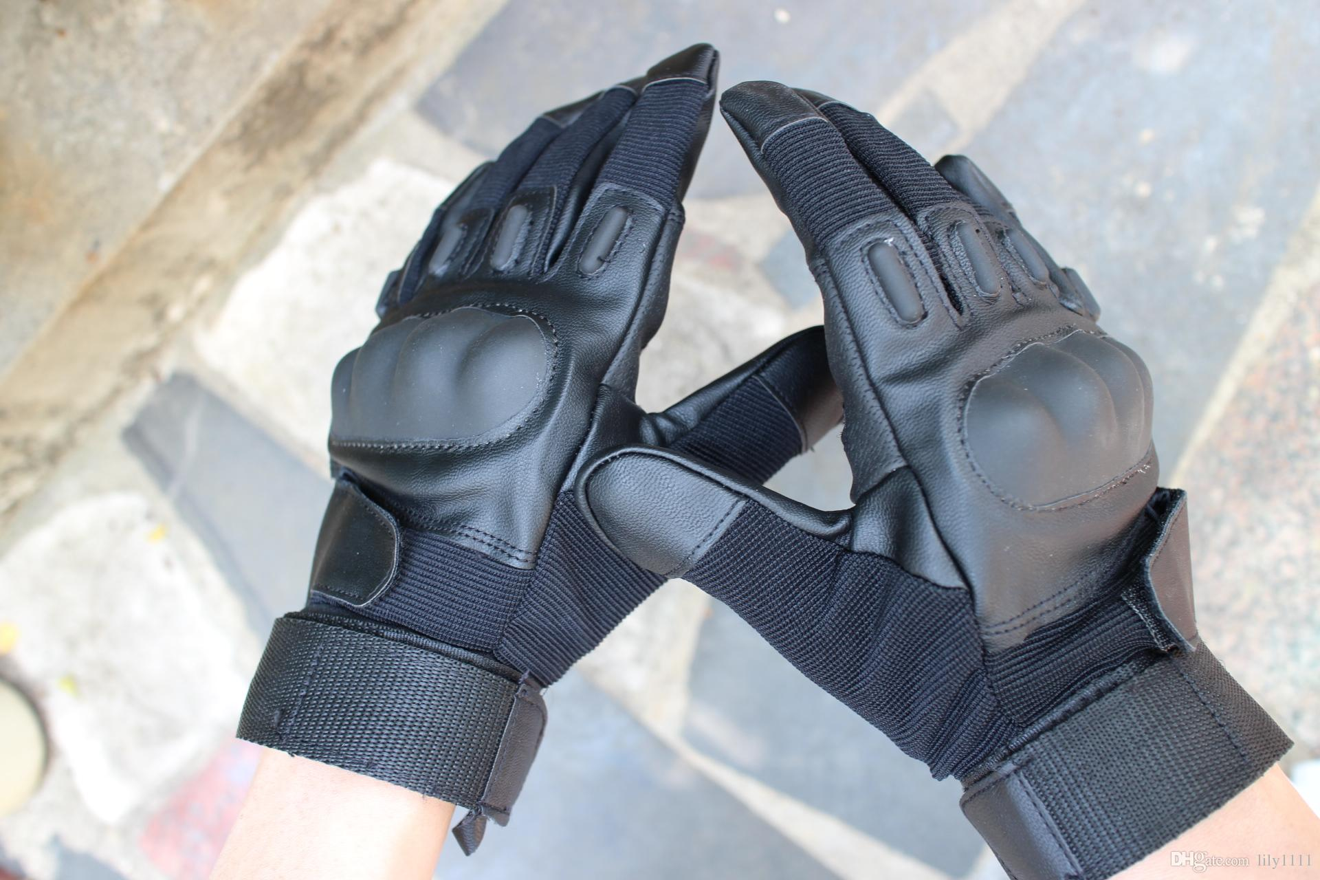 new sale Outdoor Sports Blackhawk Camping Military Tactical Gloves Swat Airsoft Hunting Motorcycle Cycling Racing gloves