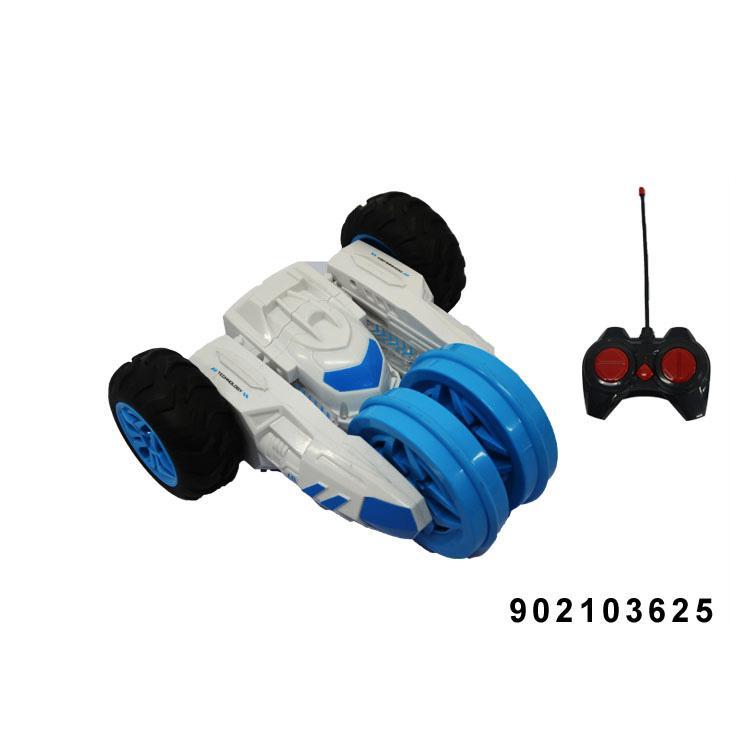 Boy speed stunt toys rc car three wheeled electric stunt car 360 degrees toy radio control toy