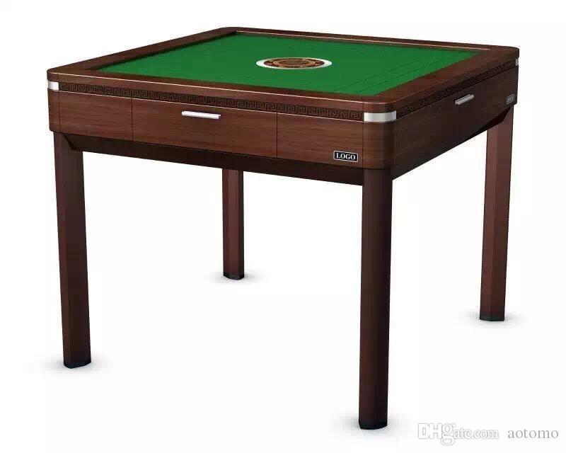2021 Novo estilo automático mahjong table