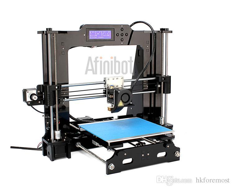 Compre 2016 Nueva Actualización De Escritorio Impresora 3d Prusa I3 ...