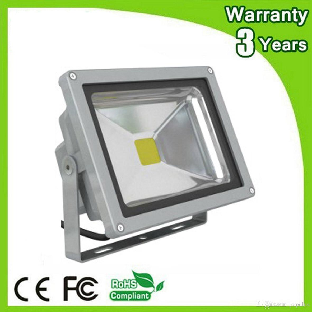 Outdoor Led Floodlight Led Flood Light 50w Waterproof Ip65 Thick
