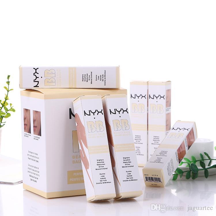 NYX Concealer BB Cream 30g Moisturizing Foundation Naked Makeup Base Isolation Body Concealer Cream Beauty Product