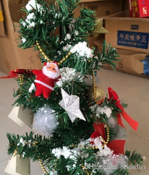 Magic Prop DIY Instant Sztuczny Snow Proszek Symulacja Fałszywe Snow Christmas Party Dekoracje Dostawa Darmowa Wysyłka