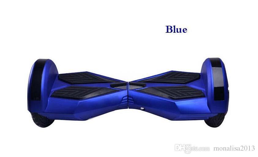 8.5 인치 스마트 균형 바퀴 자기 균형 전기 스쿠터 36V 블루투스 호버 보드와 2 휠 스쿠터 hovertrax 4.4AH