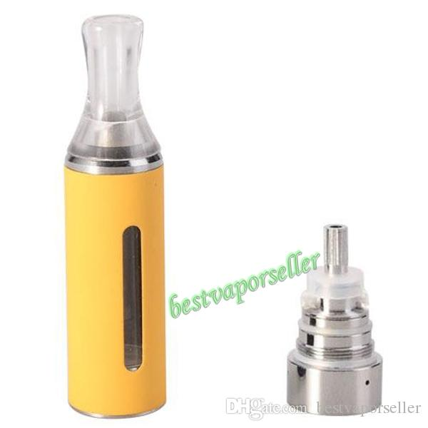 MT3 Atomizer 2.4ml MT3 Clearomizer EGO Cartomizer Rebuildable Buttom Coil for eGo EVOD X6 Vision spinner Battery  E Cigarette